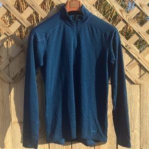 Patagonia Men's Quarter Zip Lightweight Jacket L